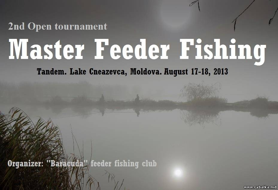 Master Feeder Fishing 2013