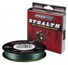 Плетенка SPIDER WIRE Stealth